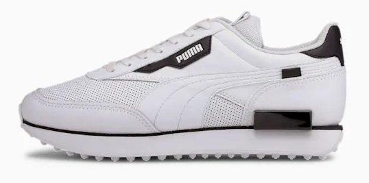 Puma Rider Sale bis zu 50% Rabatt z.B. Puma Future Rider Contrast Sneaker in Weiß für 44,95€ (statt 65€)