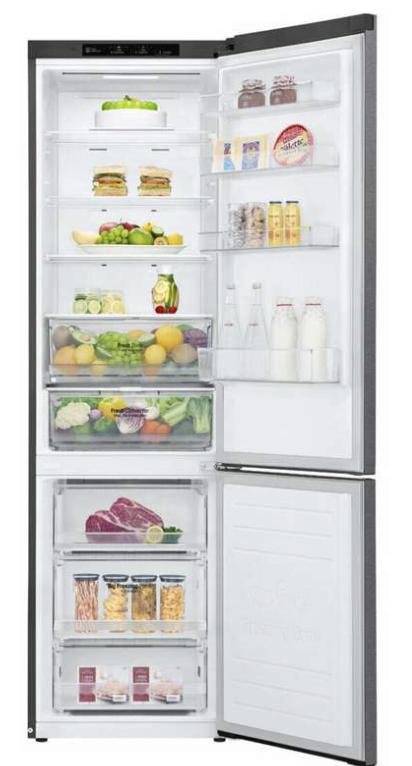LG GBP62DSNFN Kühl-Gefrierkombination mit NoFrost für 479€ inkl. Versand (statt 580€)