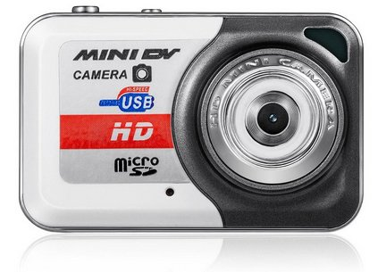 Digital HD Mini Camera Sound Recording Video Recorder für 5,99€ (statt 14€)