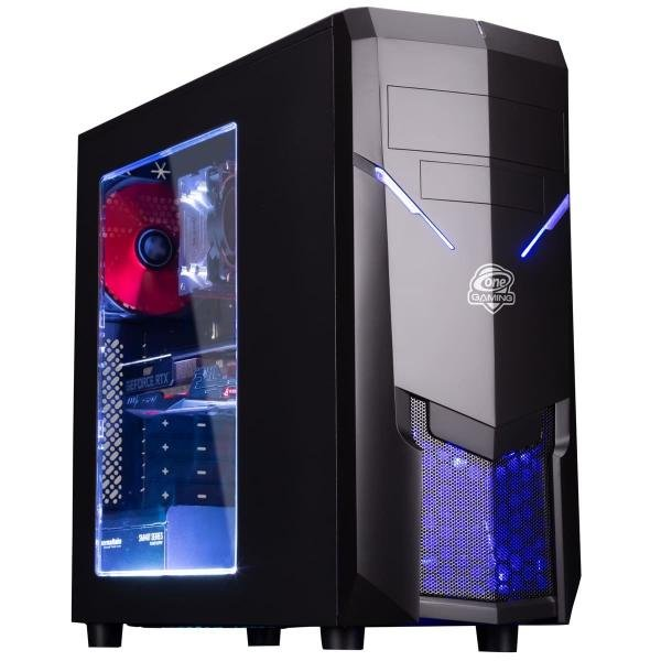 One Gaming PC AR02 mit Ryzen 5, 16GB RAM, 8GB Radeon RX Vega 56 für 599,99€