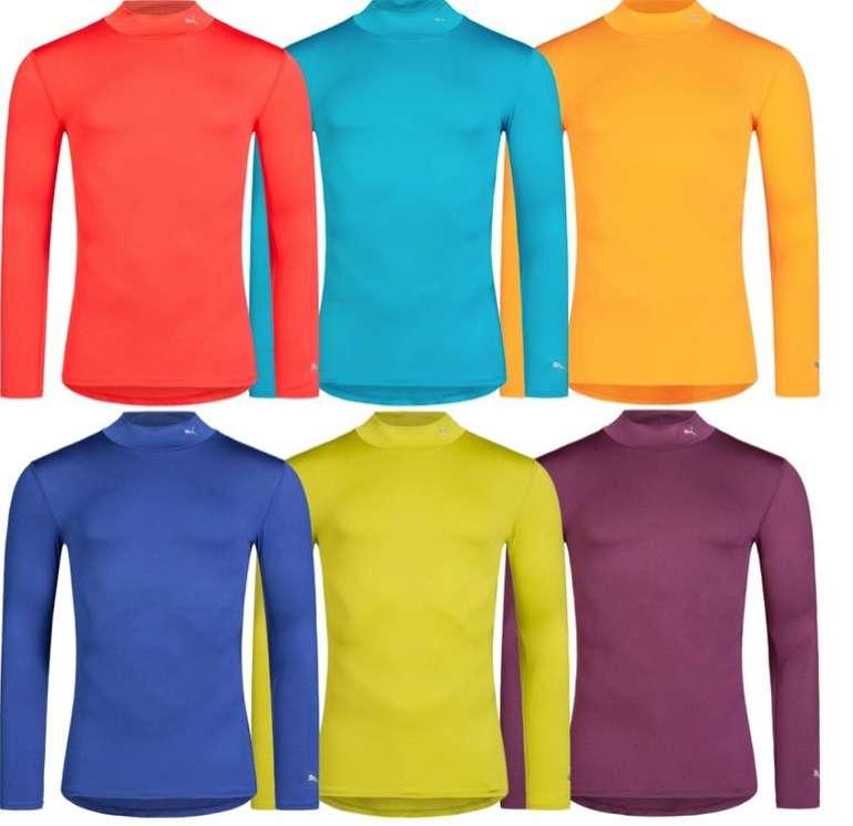 Puma Vent Herren Kompressions Funktionsshirt (versch. Farben) für je 12,83€ inkl. Versand (statt 20€)