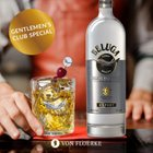 2 Flaschen Beluga Noble Vodka 0,7l für 49,90€ inkl. VSK (statt 62€)