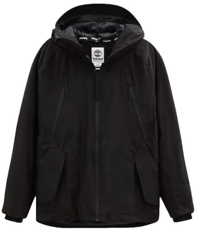 Timberland Winterjacke 'Ultimate winter' in schwarz für 84,50€ inkl. Versand (statt 150€)