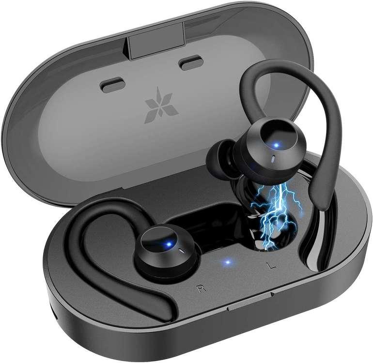 Axloie Bluetooth Sport Kopfhörer für 15,98€ inkl. Versand (statt 18€)