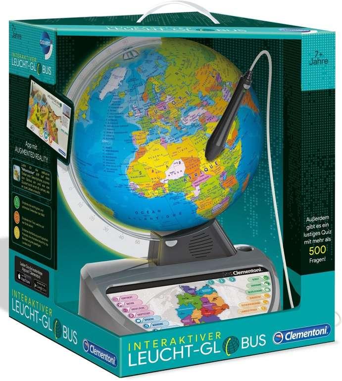Clementoni Interaktiver Leucht-Globus für 54,85€ inkl. Versand (statt 75€)