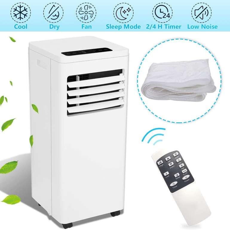 Hengda 3 in 1 Mobiles Klimagerät (2000W Klimaanlage 19.2L, Räume bis 30 m³, A) für 140,69€ inkl. Versand