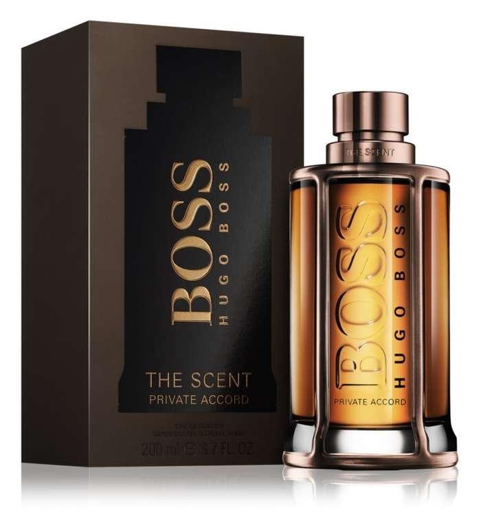 Hugo Boss The Scent Private Accord Eau de Toilette 200ml (Herren) für 49€ inkl. Versand (statt 69€)