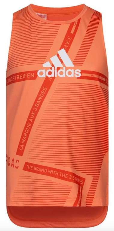 adidas Sleeveless Mädchen Fitness Top für 12,94€ inkl. Versand (statt 20€)