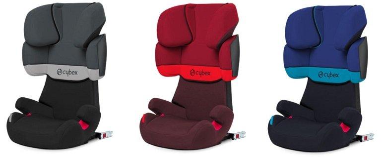 Cybex Kindersitz Solution X-fix