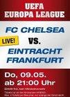 Europa League: FC Chelsea - Eintracht Frankfurt im Kinopolis Sulzbach anschauen