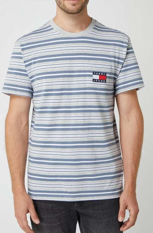 Tommy Jeans T-Shirt aus Bio-Baumwolle für 20€inkl. Versand (statt 33€)
