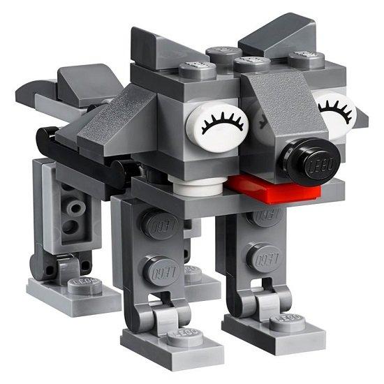 Lego Stores: Gratis Wolf bei dem Minimodellbau-Event (heute 14-16 Uhr)