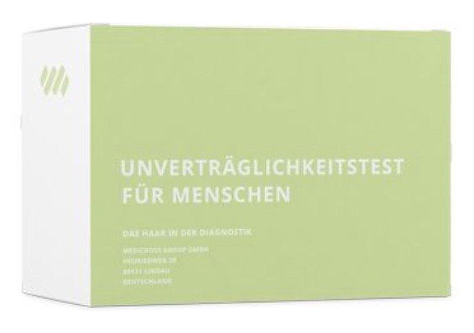 Unverträglichkeitstest Pro - Test auf bis zu 900 Substanzen von Medicross Group für 29€ (statt 89€)