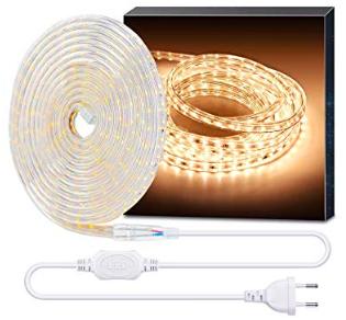 2 Minger Produkte günstiger dank Gutschein, z.B. 10m LED Lightstrips für 14,99€