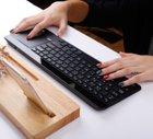 Ultradünne Tastatur mit Touchpad für PC & Tablet für 23,99€ (statt 29,99€)