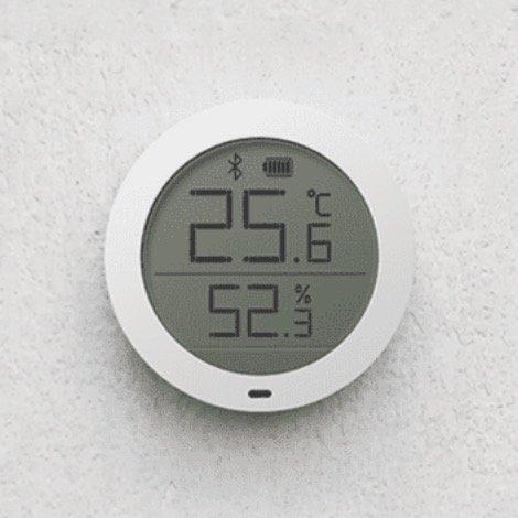 Xiaomi Thermometer/Hygrometer mit Bluetooth für 10,45€ inkl. Versand