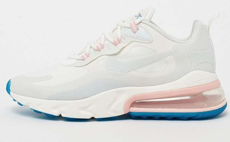 Nike Wmns Air Max 270 React Sneaker für 80€ inkl. Versand (statt 93€)