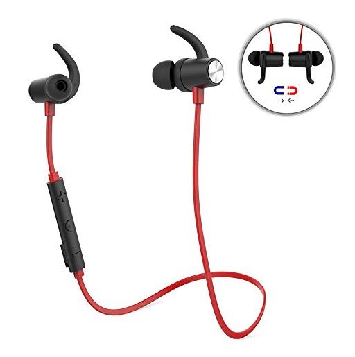 Dodocool Bluetooth Stereo-Sport In-Ear-Kopfhörer (magnetisch) für 17,49€
