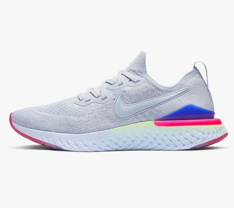 Nike Epic React Flyknit 2 Damen Laufschuhe für 63,33€ inkl. Versand (statt 140€) - Nike Membership!