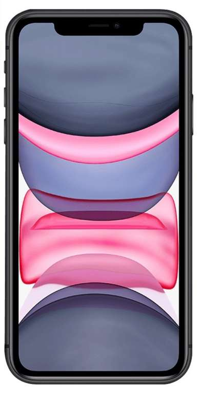 Apple iPhone 11 mit 64GB Speicher (49€) + o2 Free M Boost (40GB LTE, All-Net & SMS Flat) für 34,99€ mtl.