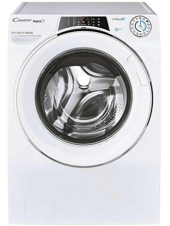 Candy Waschmaschine RO16106DWMCE/1-S 10KG für 296,91€ inkl. Versand (statt 379€)