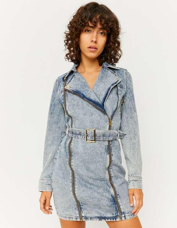 Tally Weijl kurzes DenimKleid für 13,99€ inkl. Versand (statt 24€)