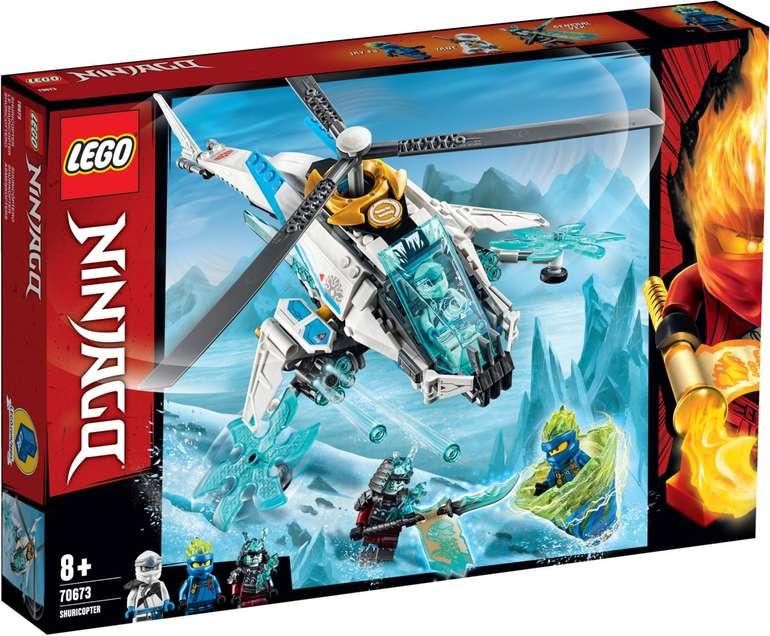 Lego Ninjago - Shuricopter (70673) für 14,99€ inkl. Versand (statt 22€)