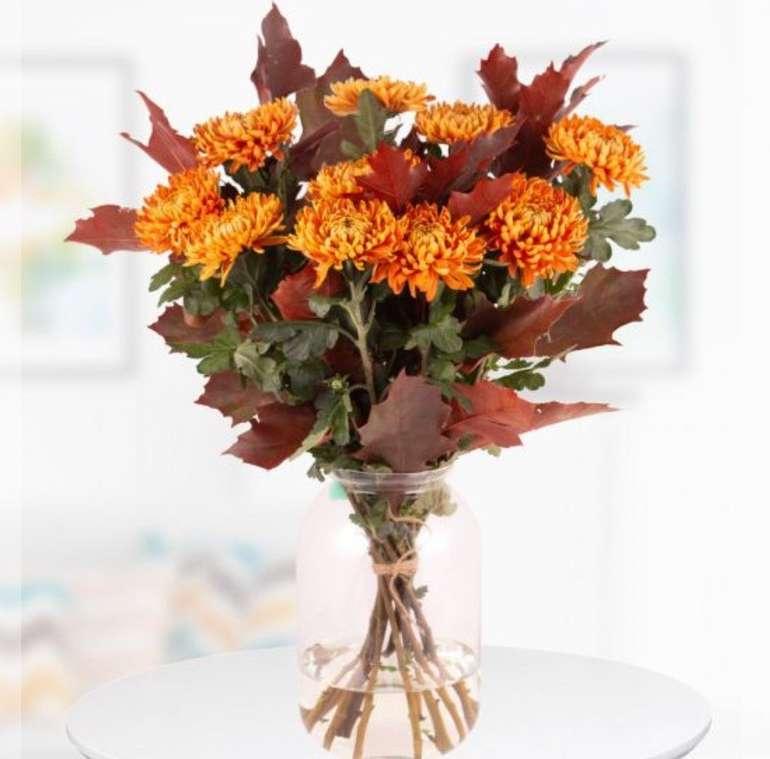 """Blumenstrauß """"Goldener Herbst"""" für 24,90€ inkl. Versand (statt 38€)"""