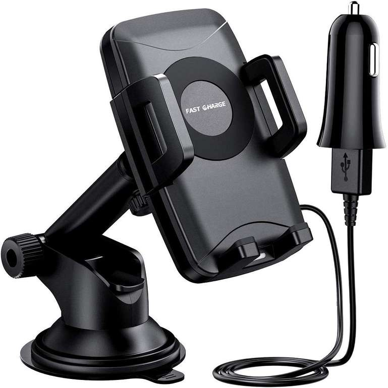 Mpow Wireless Charger Autohandyhalterung für 12,99€ inkl. Prime Versand (statt 30€)