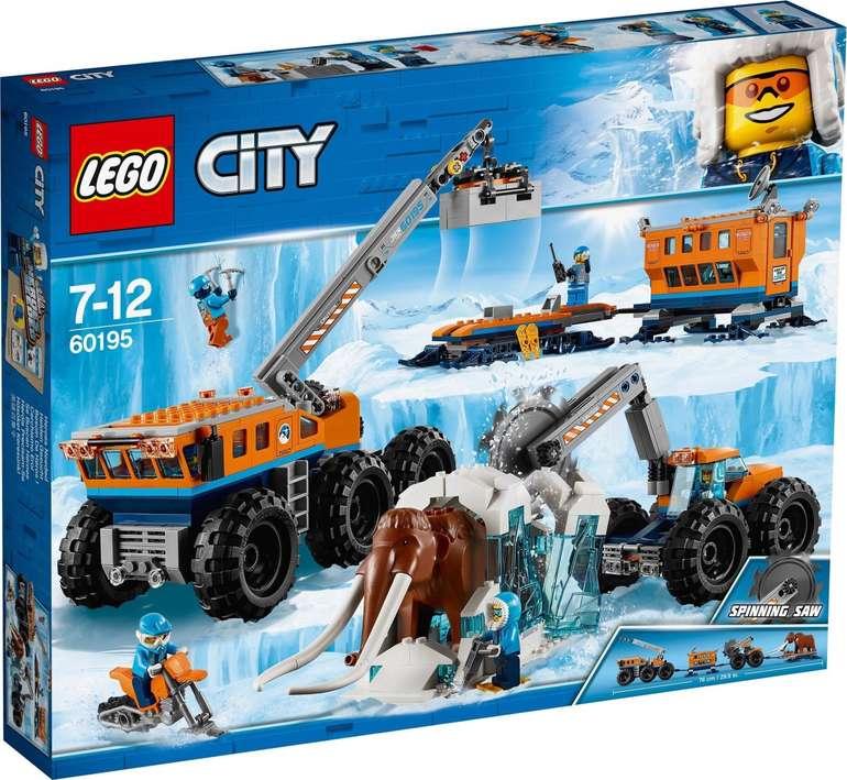Lego Mobile Arktis-Forschungsstation (60195) für 67,99€ inkl. Versand (statt 85€)