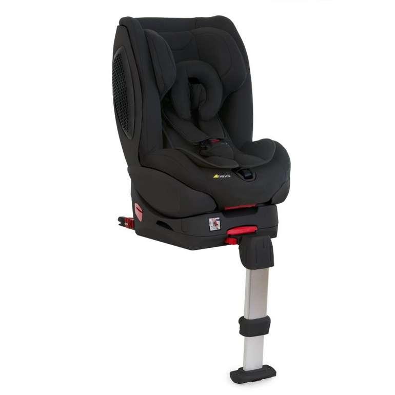 hauck Kindersitz Varioguard Plus Edition Black/Black für 169,99€ inkl. Versand (statt 190€)