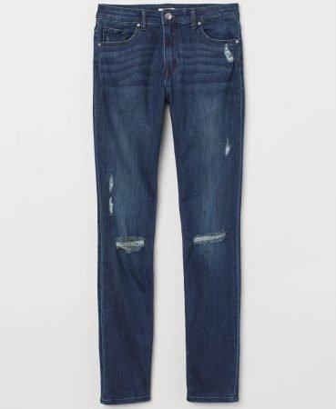 H&M: 15% Extra-Rabatt auf den Sale (ab 30€) - z.B. Skinny Jeans ab 12,99€
