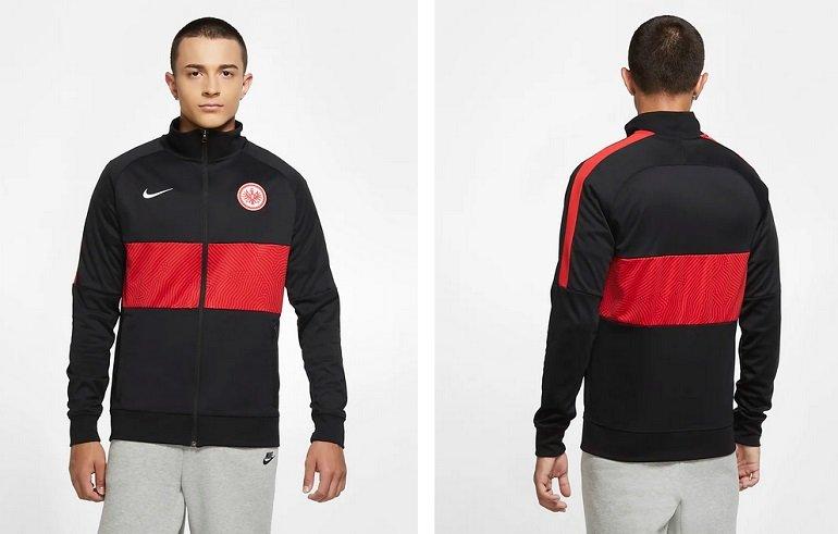 Nike Eintracht Frankfurt Fußball Track-Jacket