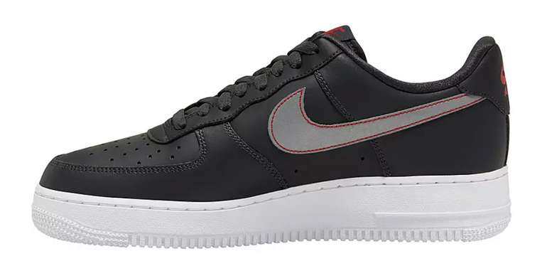 Nike Air Force 1 '07 3M Herren Sneaker in Anthrazit für 84,89€ inkl. Versand (statt 100€)
