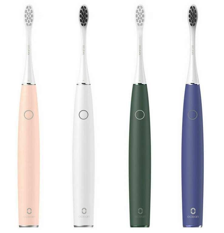 Xiaomi Oclean Air 2 elektrische Zahnbürste für 14,99€inkl. Versand (statt 35€)