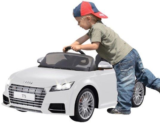 Jamara Kids Ride On Car Audi TTS Roadster für 216,99€ inkl. Versand (statt 419€)