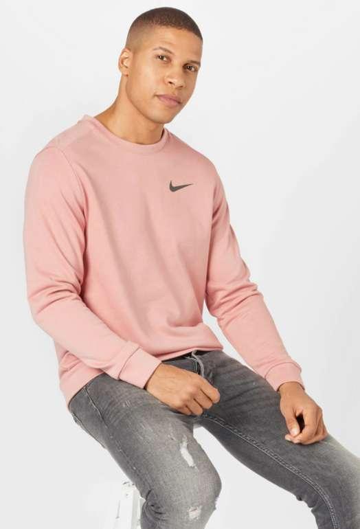 Nike Herren Sportsweatshirt in altrosa für 22,45€inkl. Versand (statt 50€)
