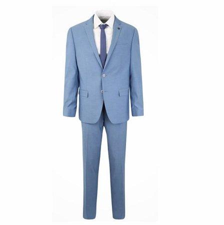 Daniel Hechter Herren Anzug in light blue für 127,50€ inkl. VSK