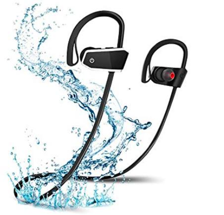 Voberry Bluetooth In-Ear-Kopfhörer (IPX7 wasserdicht) für 7,59€ inkl. Versand