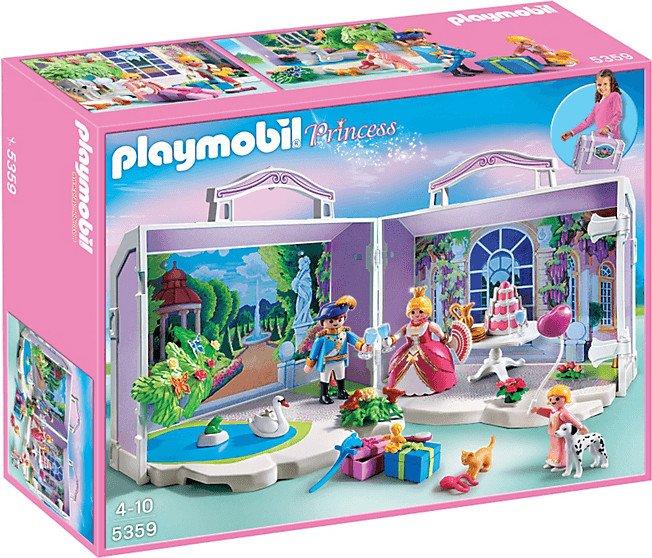 """Playmobil 5359 Princess - Mein Mitnehm-Köfferchen """"Prinzessinnen-Geburtstag"""" für 21,99€ inkl. Versand"""