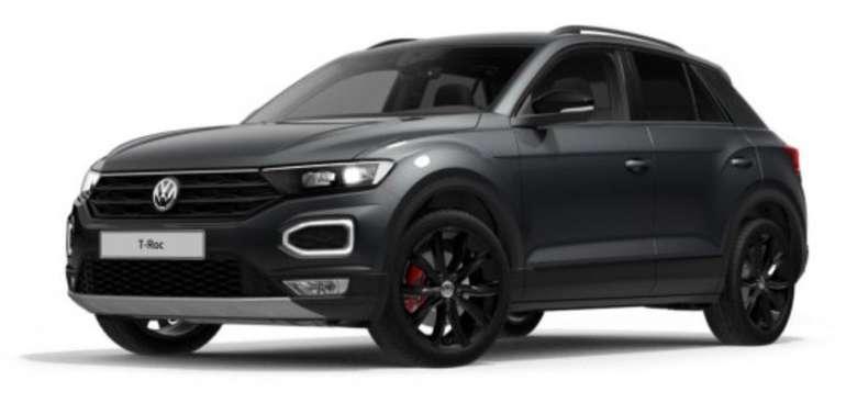 Gewerbe Leasing: VW T-Roc Sport 1,5 TSI mit 150 PS für 169€ netto mtl. (Anzahlung: 999€, LF: 0,56)