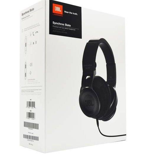 JBL by Harmann Synchros Slate S500 Kopfhörer mit Mikrofon für 74,99€ (statt 89€)
