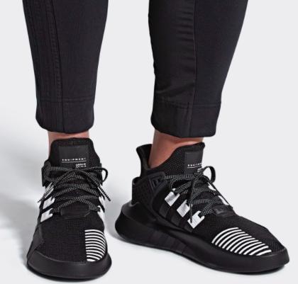 Adidas Mid Season Sale mit bis -50% Rabatt - z.B. EQT Bask ADV Schuh für 54,98€