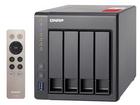 QNAP TS-451+-2G NAS System mit Fernbedienung für 359€ inkl. Versand