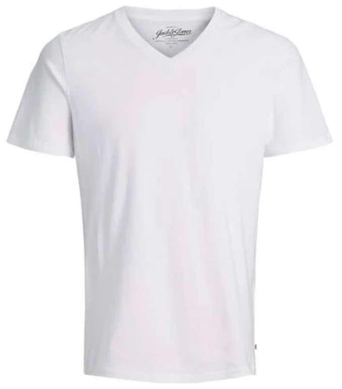 Jeans Direct: Shirts und Short versandkostenfrei shoppen - z.B. Jack & Jones Herren T-Shirt JJEPLAIN für 7,52€