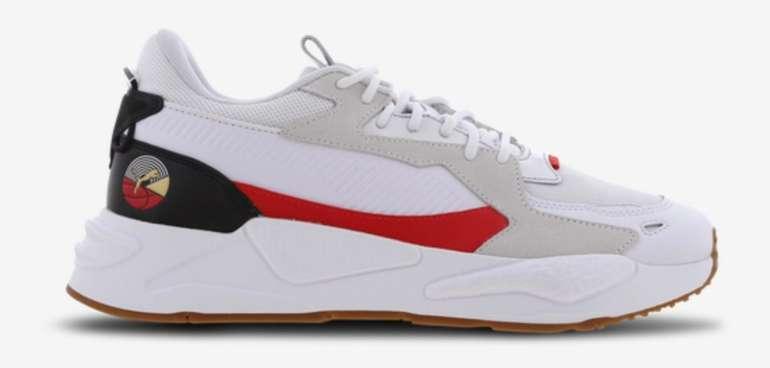 Puma RS-Z Herren Sneaker in Weiß/Rot für 59,99€ inkl. Versand (statt 90€)