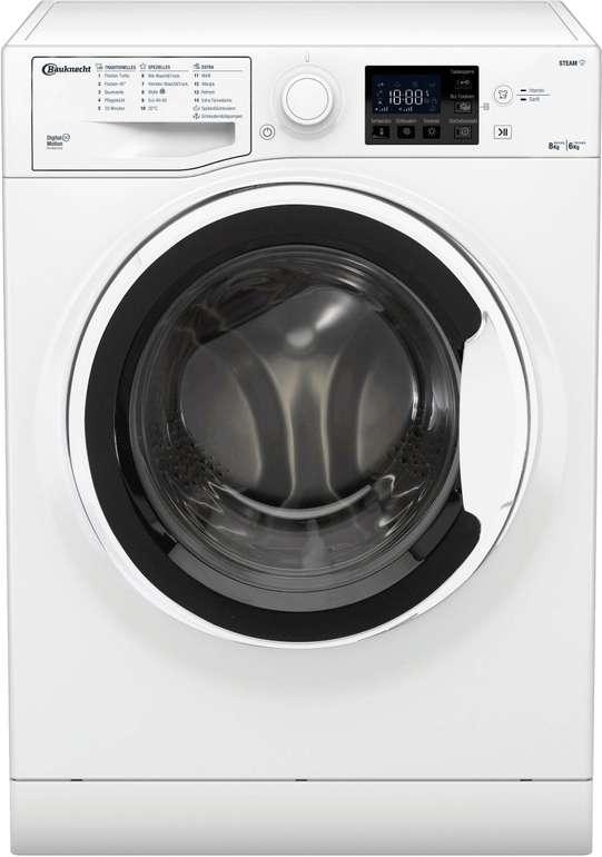 Bauknecht WT 86G4 DE N Waschtrockner (8 kg / 6 kg, 1400 U/Min.) für 438,90€ inkl. Versand (statt 518€)