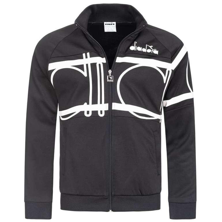 Diadora 80s Bold Herren Jacke für 19,10€ (statt 32€)
