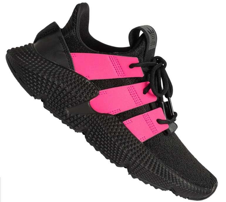 Neuheiten Sale bei SportSpar mit bis zu 89% Rabatt - z.B. Adidas Prophere Damen Sneaker für 44,99€