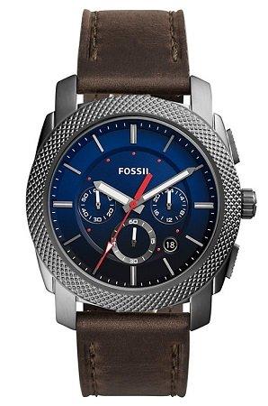 "Fossil Herren Chronograph FS5388 ""Machine"" für 80,55€ inkl. VSK (statt 125€)"